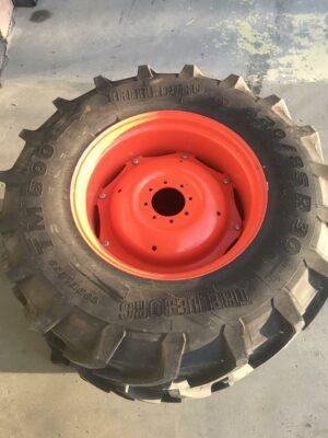 420/85R30TM600 Trelleborg te koop van dam Mechanisatie BV