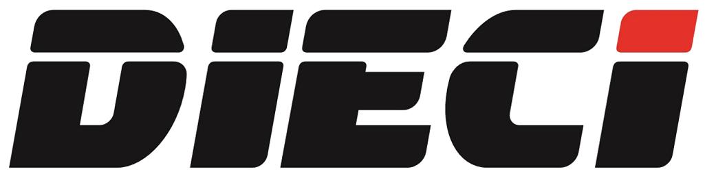 Logo Dieci machine verreikers onderdelen Van Dam Mechanisatie BV