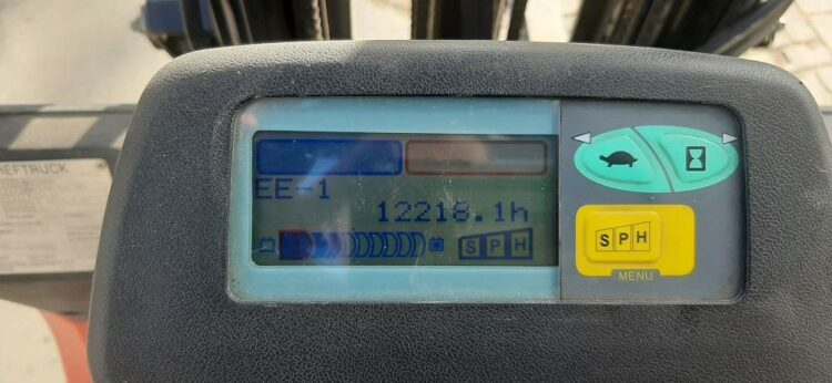 Toyota 7FBMF16 heftruck te koop met nieuwe acculader