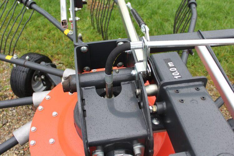 Kubota RA4513 4 rotor hark te koop